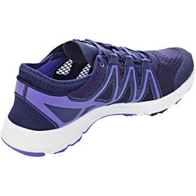 Salomon Crossamphibian Swift Shoes Women Parachute Purple/Evening Blue/Purple Opulence